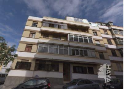 Piso en venta en Las Palmas de Gran Canaria, Las Palmas, Calle Doctor Llorente Matos, 85.170 €, 4 habitaciones, 2 baños, 111 m2