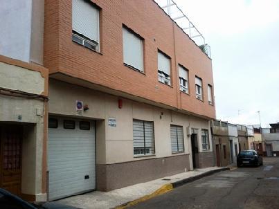 Piso en venta en Badajoz, Badajoz, Badajoz, Calle Sevilla, 79.488 €, 2 habitaciones, 1 baño, 87 m2