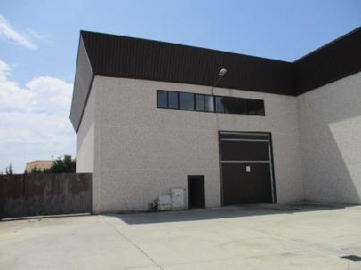 Industrial en venta en Quer, Guadalajara, Calle Vega del Bornova, 116.083 €, 424 m2