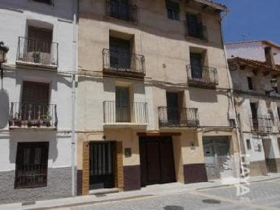 Piso en venta en La Puebla de Valverde, Teruel, Calle Trucharte, 44.100 €, 2 habitaciones, 1 baño, 93 m2
