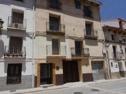 Piso en venta en La Puebla de Valverde, Teruel, Calle Trucharte, 53.300 €, 2 habitaciones, 1 baño, 93 m2