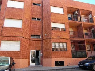 Piso en venta en San Javier, Murcia, Calle la Cortes, 46.331 €, 3 habitaciones, 1 baño, 95 m2