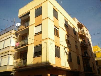 Piso en venta en Virgen de Gracia, Vila-real, Castellón, Calle Corcega, 17.618 €, 3 habitaciones, 1 baño, 93 m2