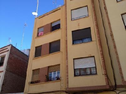 Piso en venta en Grupo Pío Xii, Vila-real, Castellón, Calle San Miguel, 16.840 €, 3 habitaciones, 1 baño, 88 m2