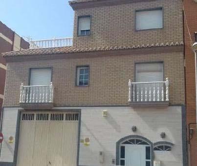 Casa en venta en Los Depósitos, Roquetas de Mar, Almería, Calle Zurbaran, 289.000 €, 5 habitaciones, 4 baños, 412 m2