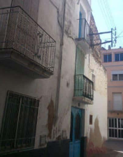 Casa en venta en Ulldecona, Tarragona, Calle Santa Barbara, 25.410 €, 3 habitaciones, 1 baño, 97 m2