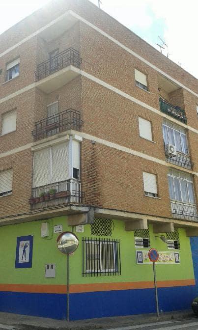 Piso en venta en Almendralejo, Badajoz, Calle Buenavista, 22.350 €, 3 habitaciones, 1 baño, 70 m2