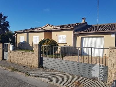 Casa en venta en Santa Coloma de Farners, Girona, Calle Sacalm, 169.604 €, 3 habitaciones, 1 baño, 144 m2