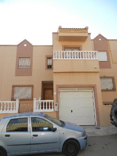 Casa en venta en Las Norias de Daza, El Ejido, Almería, Calle Opalina, 86.000 €, 4 habitaciones, 2 baños, 199 m2