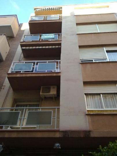 Piso en venta en Benicarló, Castellón, Calle Hernan Cortés, 57.800 €, 4 habitaciones, 2 baños, 123 m2