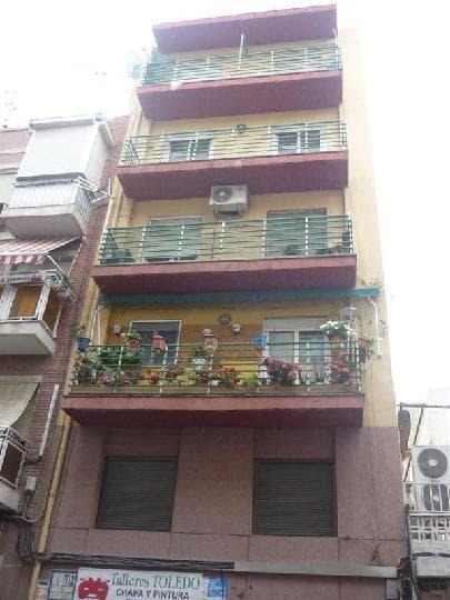 Piso en venta en Elda, Alicante, Calle Torres Quevedo, 18.015 €, 2 habitaciones, 1 baño, 104 m2