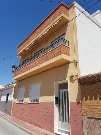 Piso en venta en Salinas, Alicante, Calle Colón, 21.870 €, 4 habitaciones, 1 baño, 99 m2