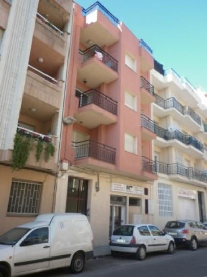 Piso en venta en Tortosa, Tarragona, Calle Barcelona, 57.700 €, 4 habitaciones, 1 baño, 110 m2