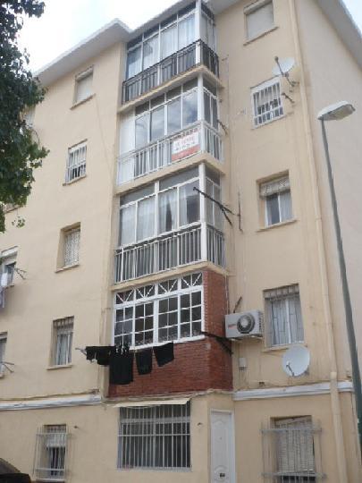 Piso en venta en Málaga, Málaga, Calle Cañada de Mejias, 31.416 €, 2 habitaciones, 1 baño, 56 m2