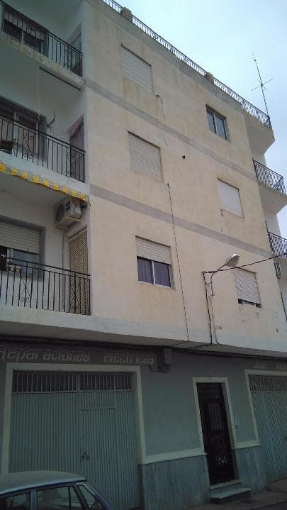 Piso en venta en Albox, Almería, Calle Tejeras, 33.982 €, 3 habitaciones, 1 baño, 105 m2