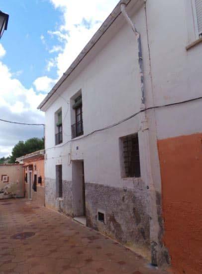 Casa en venta en Onil, Alicante, Calle Alfareros, 31.700 €, 2 habitaciones, 1 baño, 145 m2