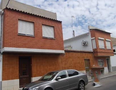 Casa en venta en Manzanares, Ciudad Real, Calle Perez Galdos, 51.300 €, 3 habitaciones, 1 baño, 98 m2