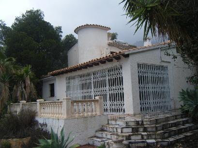 Casa en venta en Altea la Vella, Altea, Alicante, Calle la Bassa, 273.100 €, 3 habitaciones, 1 baño, 230 m2