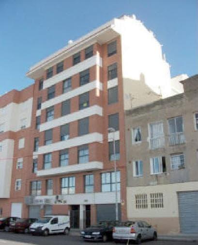 Oficina en venta en Grupo la Magdalena, Castellón de la Plana/castelló de la Plana, Castellón, Calle Huesca, 69.625 €, 88 m2