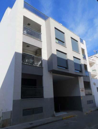 Piso en venta en Pego, Alicante, Calle Sant Antoni Abat, 80.000 €, 2 habitaciones, 2 baños, 106 m2