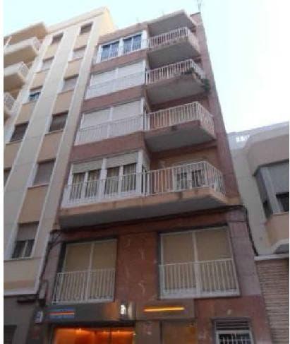 Piso en venta en Pont Nou, Elche/elx, Alicante, Calle Alfredo Llopis, 77.800 €, 3 habitaciones, 2 baños, 106 m2