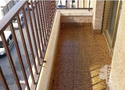 Piso en venta en Piso en Crevillent, Alicante, 86.800 €, 2 habitaciones, 1 baño, 103 m2