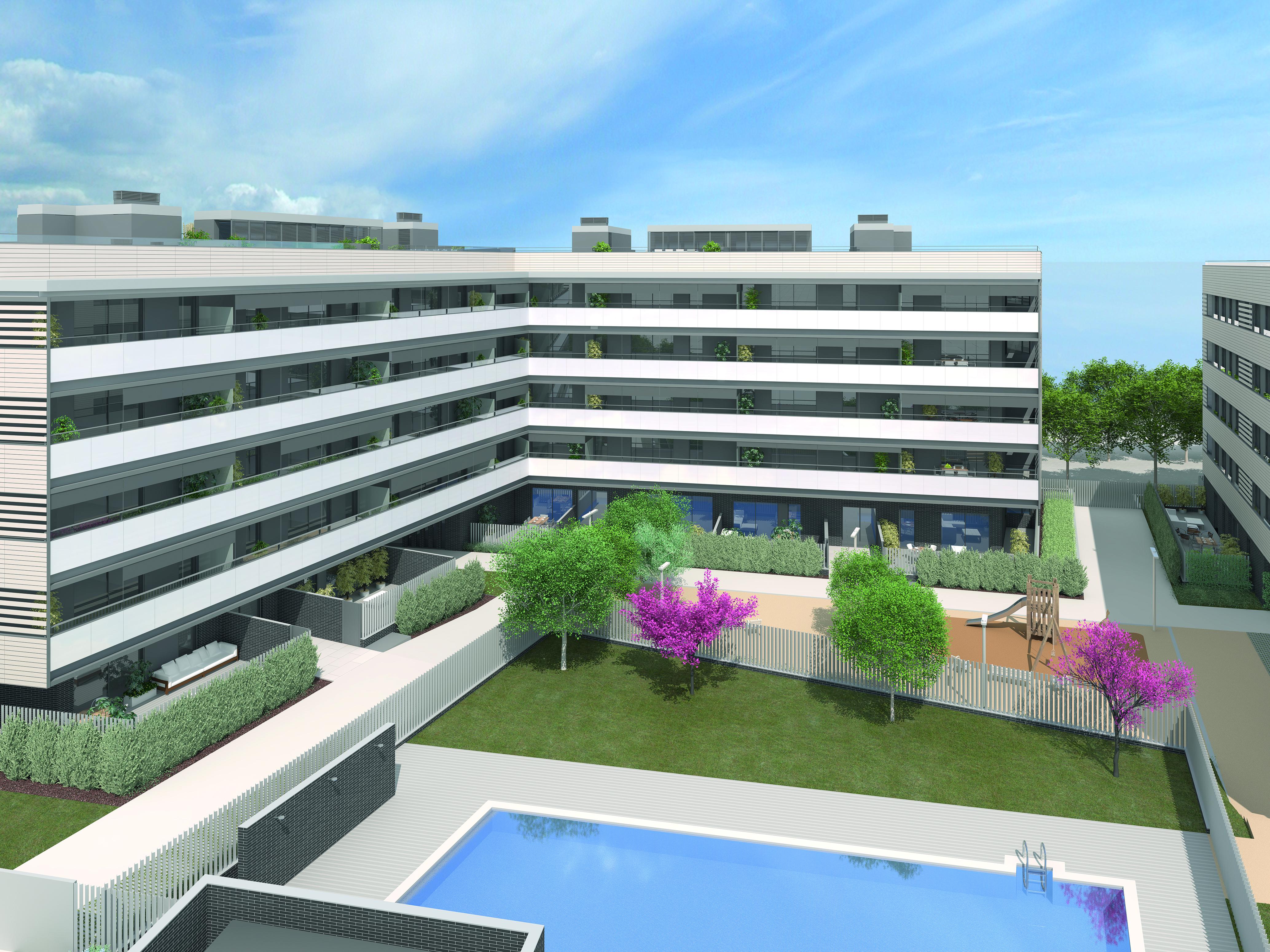Piso en venta en Can Vasconcel, Sant Cugat del Vallès, Barcelona, Calle Josep de Peray, 510.000 €, 4 habitaciones, 1 baño, 137 m2