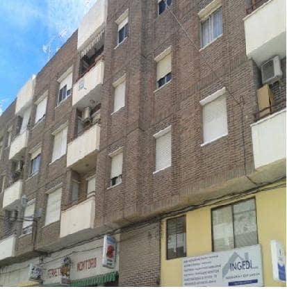Piso en venta en El Niño, Mula, Murcia, Calle del Olmo, 56.400 €, 3 habitaciones, 1 baño, 107 m2