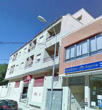 Piso en venta en L´asil, Alhama de Almería, Almería, Avenida Nicolás Salmerón Y Alonso, 28.728 €, 2 habitaciones, 1 baño, 57 m2