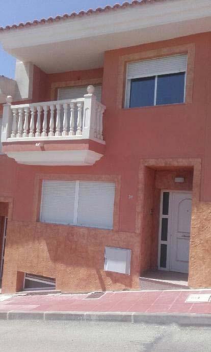 Piso en venta en Las Cañadas, Campos del Río, Murcia, Calle Antonio Machado, 61.700 €, 3 habitaciones, 2 baños, 115 m2