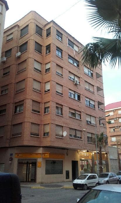 Piso en venta en Vila-real, Castellón, Avenida Pio Xii, 101.419 €, 4 habitaciones, 1 baño, 116 m2