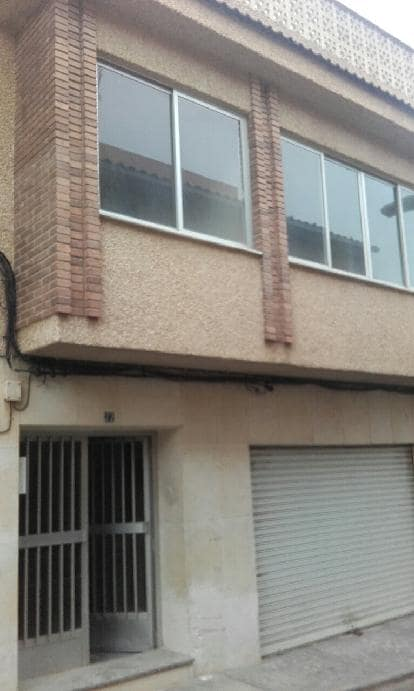 Casa en venta en Murcia, Murcia, Calle Caridad, 91.200 €, 3 habitaciones, 2 baños, 235 m2
