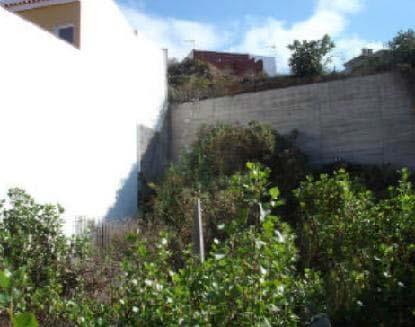 Suelo en venta en La Guancha, Santa Cruz de Tenerife, Calle Gran Canaria, 16.585 €, 175 m2