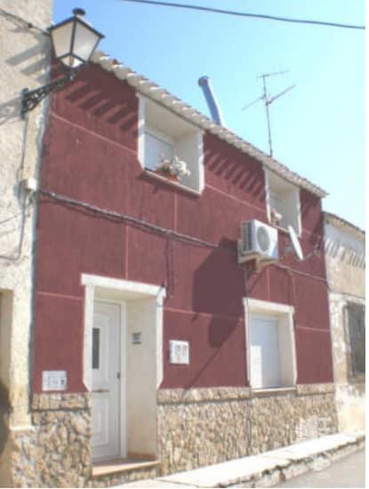 Casa en venta en Alborea, Albacete, Calle Solana, 94.300 €, 4 habitaciones, 2 baños, 276 m2