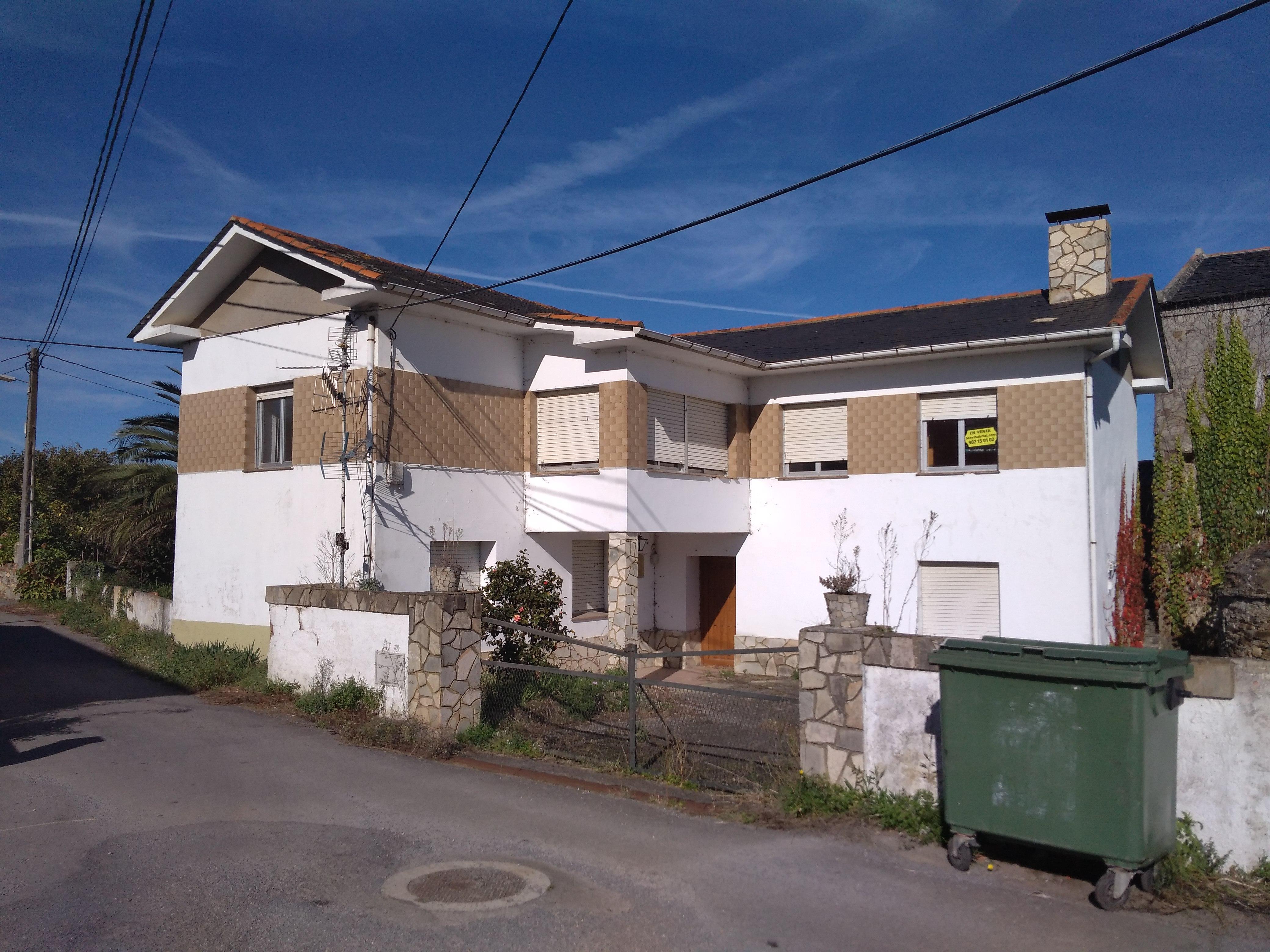 Casa en venta en Castropol, Asturias, Calle Casa Julian, 168.000 €, 5 habitaciones, 2 baños, 195 m2