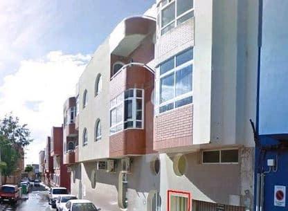 Local en venta en Vecindario, Santa Lucía de Tirajana, Las Palmas, Calle Jose Zorrilla, 36.900 €, 91 m2