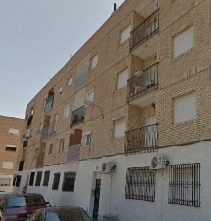 Piso en venta en Archena, Murcia, Calle del Rio Tietar, 46.000 €, 3 habitaciones, 1 baño, 77 m2
