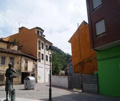 Suelo en venta en Figareo, Mieres, Asturias, Plaza Pepa la Lechera, 78.500 €, 140 m2