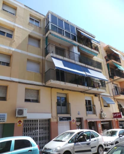 Piso en venta en San Vicente del Raspeig/sant Vicent del Raspeig, Alicante, Calle Labradores, 64.510 €, 3 habitaciones, 1 baño, 96 m2