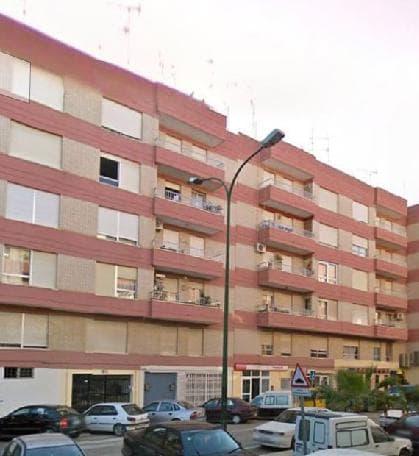Piso en venta en Huércal-overa, Almería, Calle Amanecer, 61.300 €, 3 habitaciones, 1 baño, 111 m2