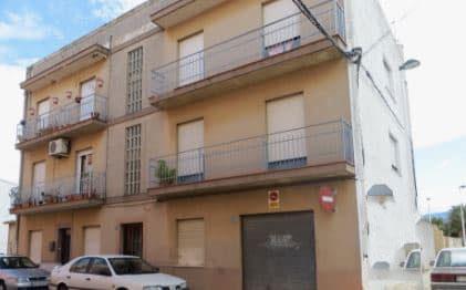 Piso en venta en Beniarbeig, Beniarbeig, Alicante, Calle Mayor, 42.200 €, 3 habitaciones, 1 baño, 82 m2