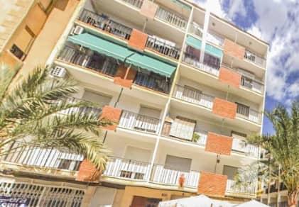 Piso en venta en Gandia, Valencia, Avenida República Argentina, 42.209 €, 3 habitaciones, 1 baño, 94 m2