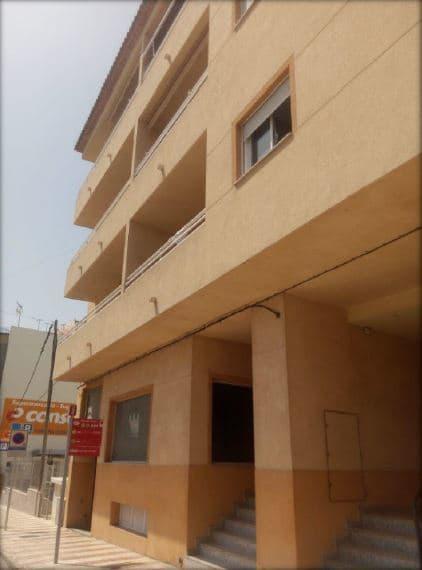 Piso en venta en Lloma la Mata, Teulada, Alicante, Avenida Mediterraneo, 139.100 €, 3 habitaciones, 164 m2