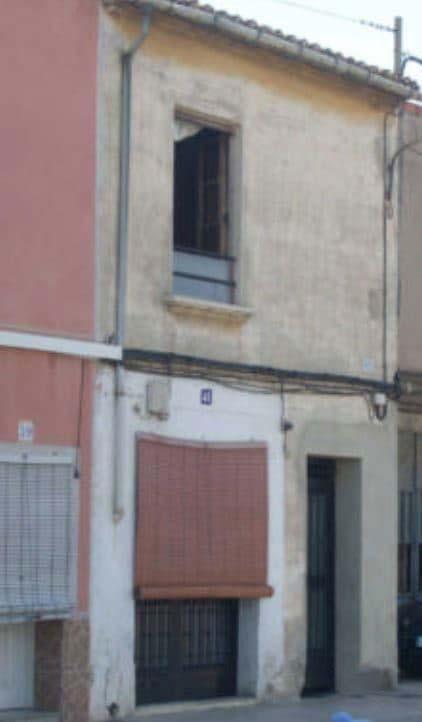 Piso en venta en El Respirall, Alzira, Valencia, Calle Carcagente, 26.100 €, 2 habitaciones, 1 baño, 58 m2