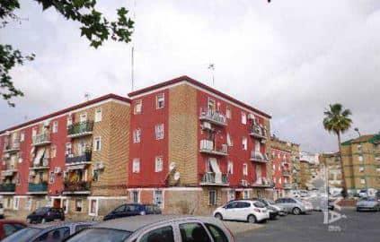 Piso en venta en Huelva, Huelva, Plaza la Nava, 35.000 €, 1 baño, 56 m2