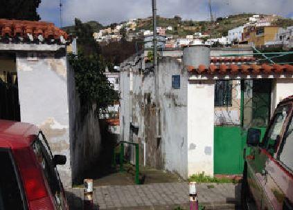 Casa en venta en El Álamo, Teror, Las Palmas, Calle Barranquillo del Castaño, 75.000 €, 2 habitaciones, 1 baño, 85 m2