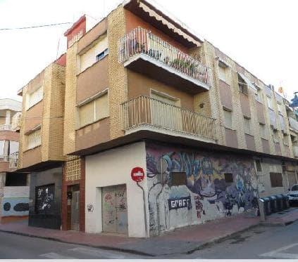 Piso en venta en San Javier, Murcia, Calle Conde Lisea, 72.200 €, 3 habitaciones, 1 baño, 999 m2