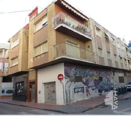 Piso en venta en San Javier, Murcia, Calle Conde Lisea, 65.600 €, 3 habitaciones, 1 baño, 999 m2