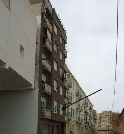 Piso en venta en Banyeres de Mariola, Alicante, Calle Angel Torro, 63.000 €, 2 habitaciones, 1 baño, 109 m2