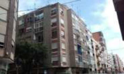 Piso en venta en Castellón de la Plana/castelló de la Plana, Castellón, Calle Alcocebre, 31.300 €, 2 habitaciones, 1 baño, 64 m2